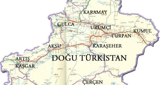 Orta Asya'nın unutulmuş Filistin'i: Doğu Türkistan – Türkistan ...